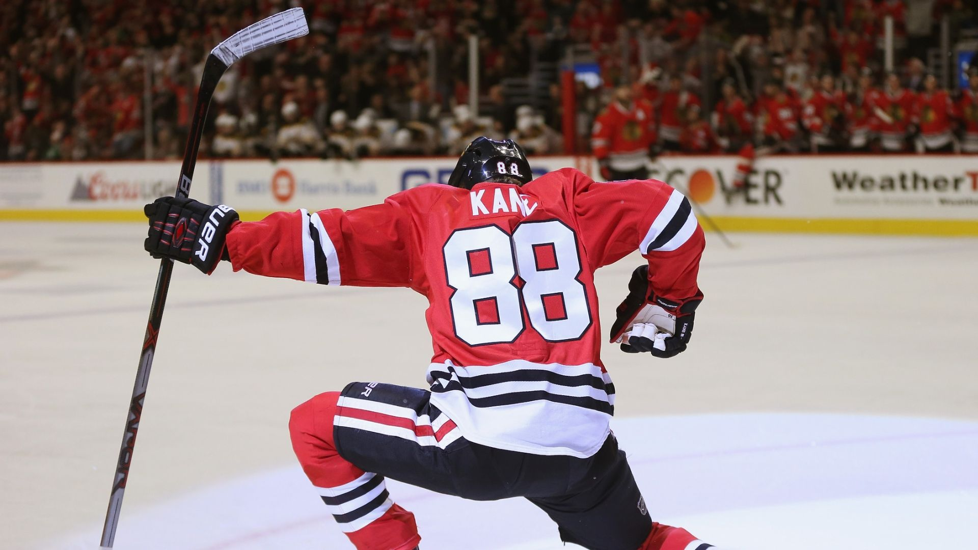 An American first: Kane top scorer