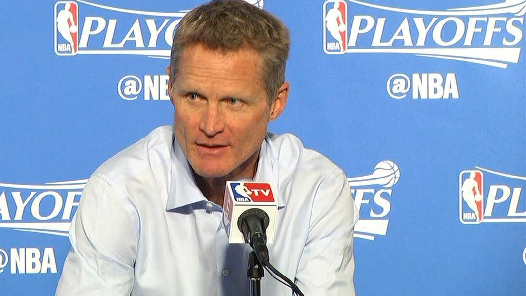 Kerr: We don't want to take any chances with Curry