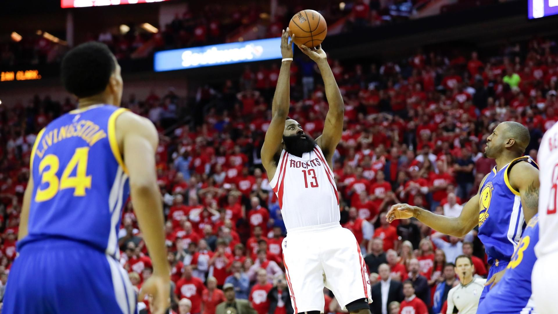 Warriors fall to Rockets without Curry