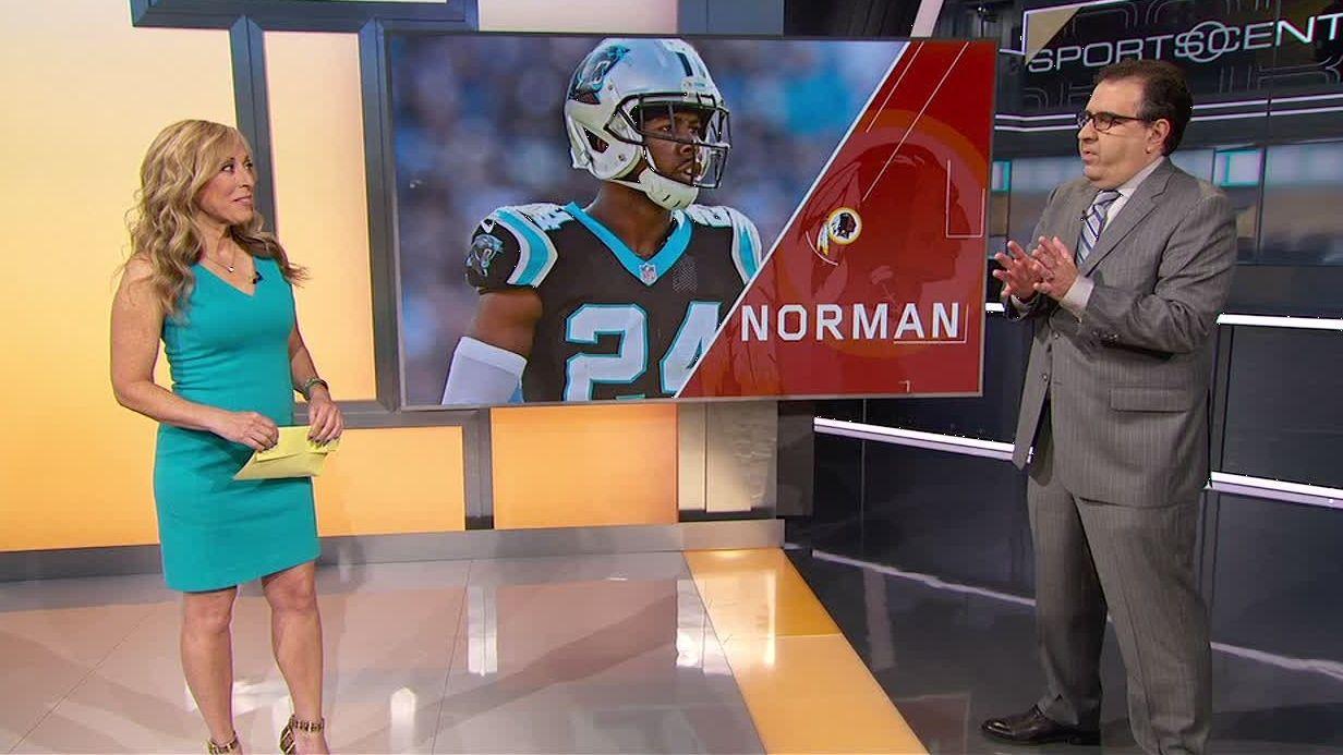 Caplan: Norman makes Washington 'clear favorite' NFC East champs
