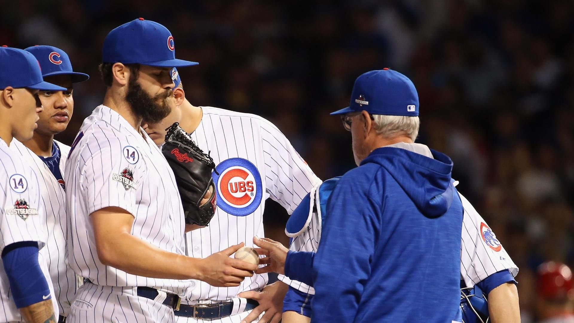 Maddon on Arrieta: 'His focus is off the chart'