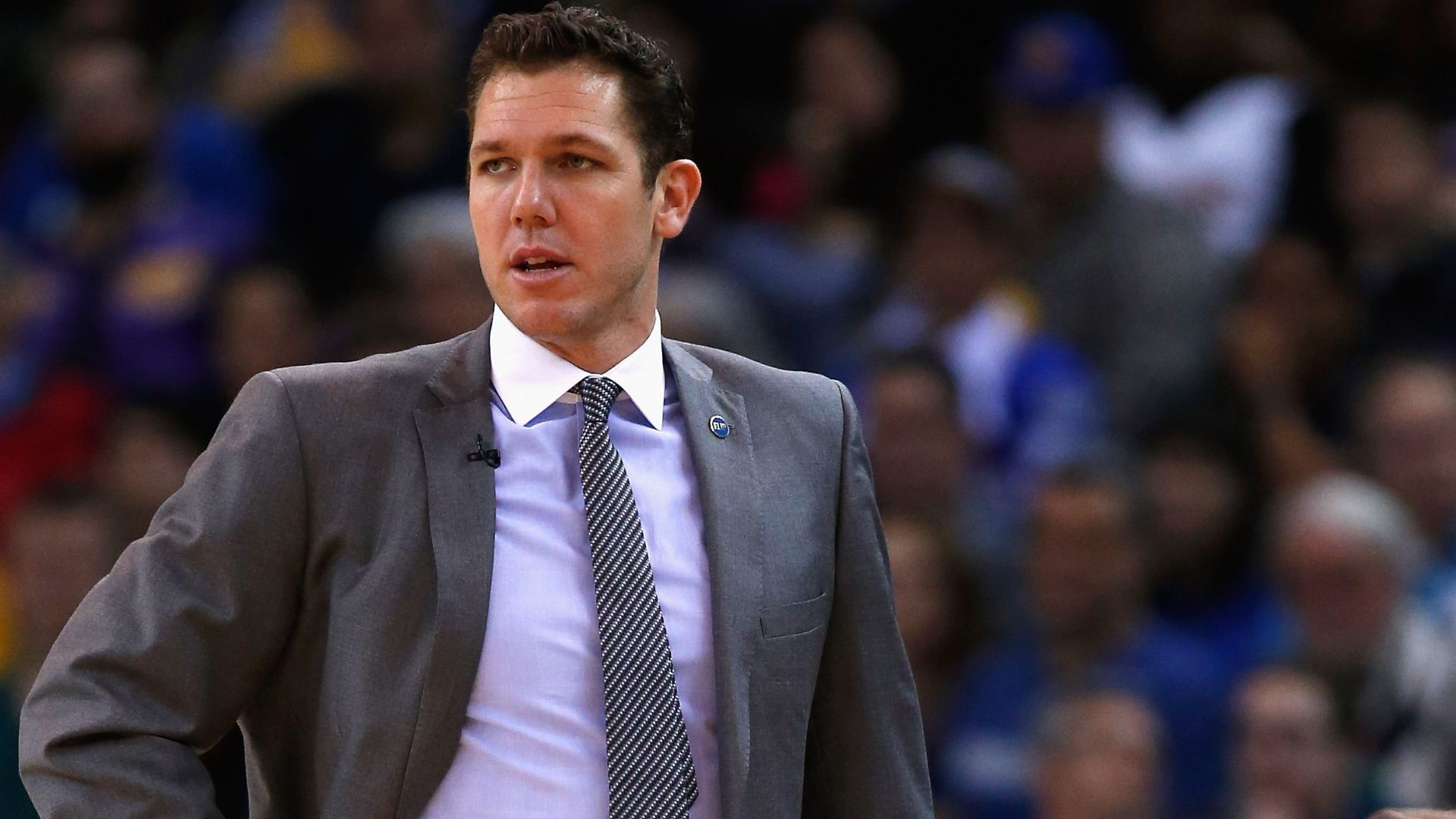 How tempted will Luke Walton be with Laker job?