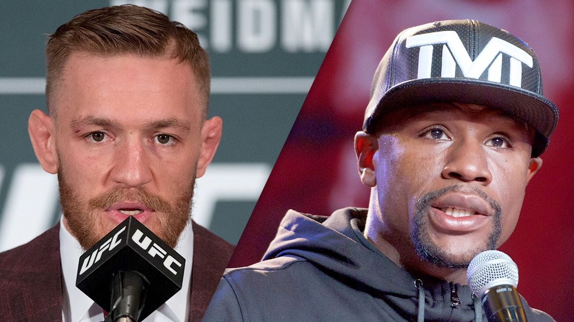 Stephen A. is not interested in Mayweather v McGregor
