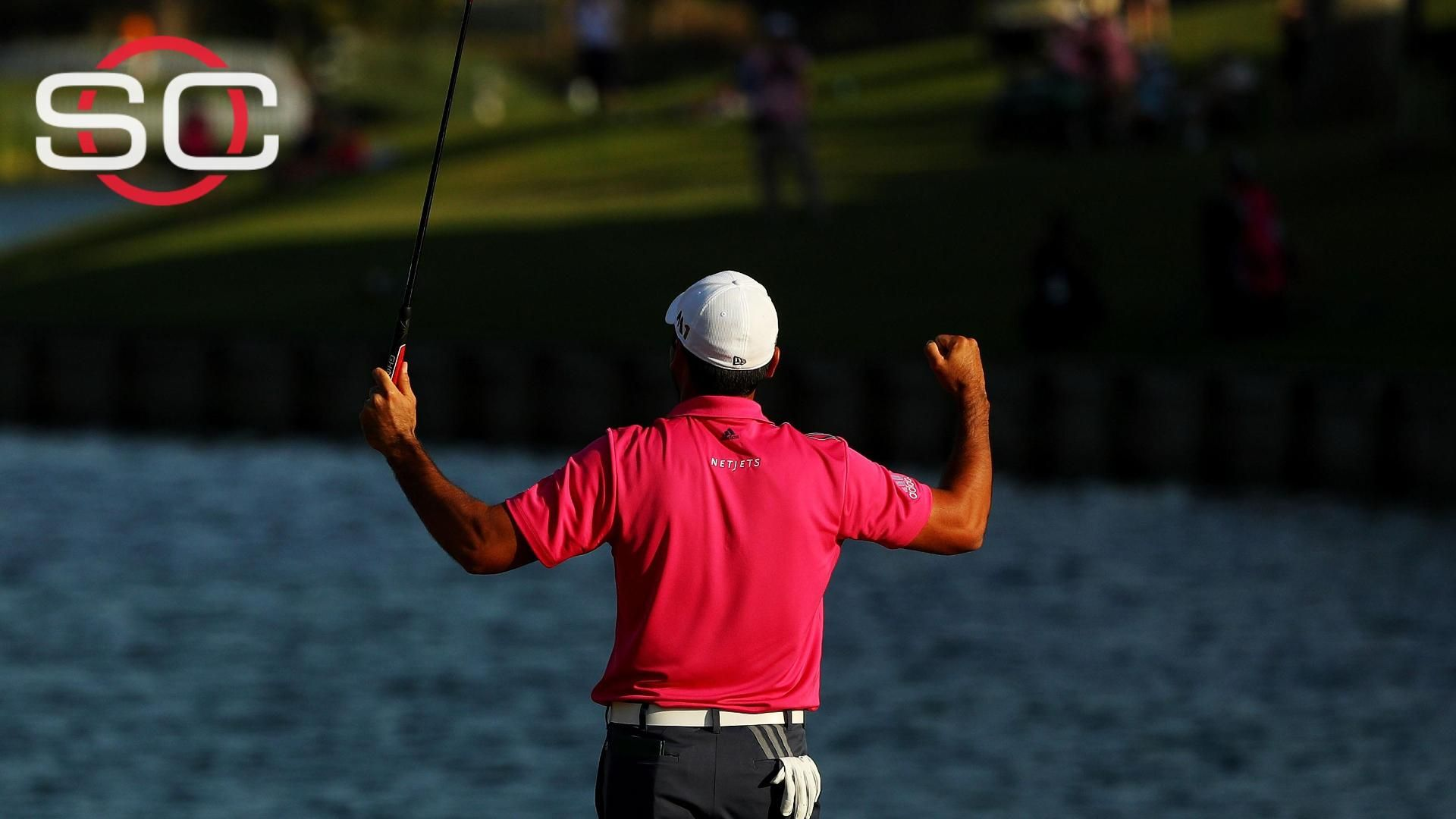 Day goes wire-to-wire in the Players