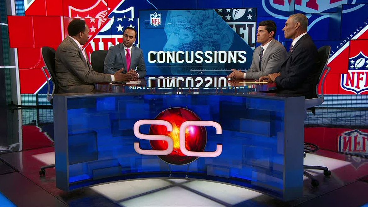 Stephen A.: This is unbelievably bad for the NFL