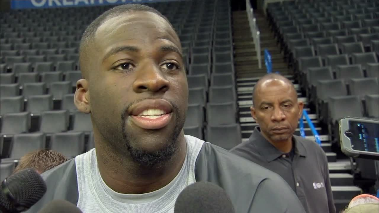 Draymond Green not fearful of suspension