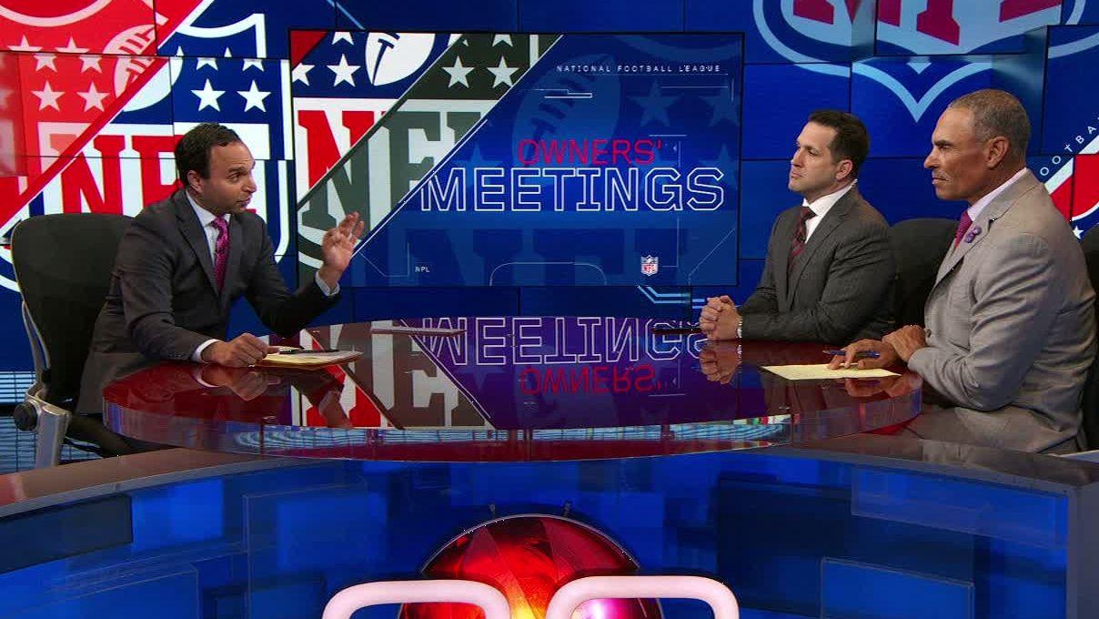 Goodell 'not focused' on Brady's appeal