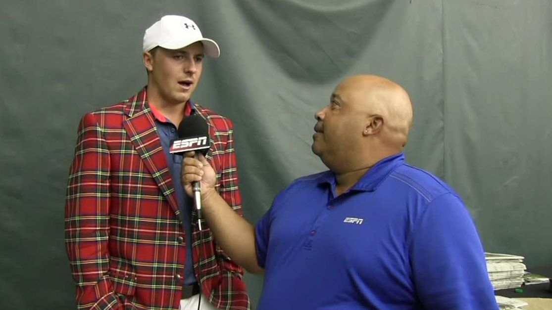 Spieth happy about win, looking forward to the Memorial