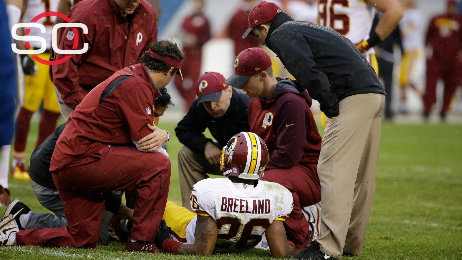 Yates: Redskins stolen medical info an unfortunate case of bad luck