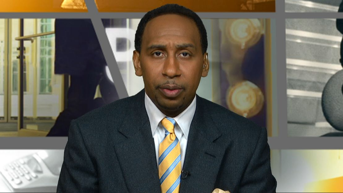 Stephen A. is 'incredibly disgusted' with Talib