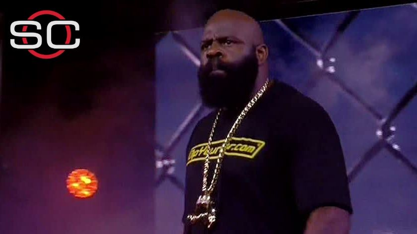 Kimbo was more than his persona