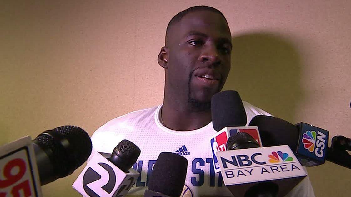 Draymond: We didn't match Cavs' intensity