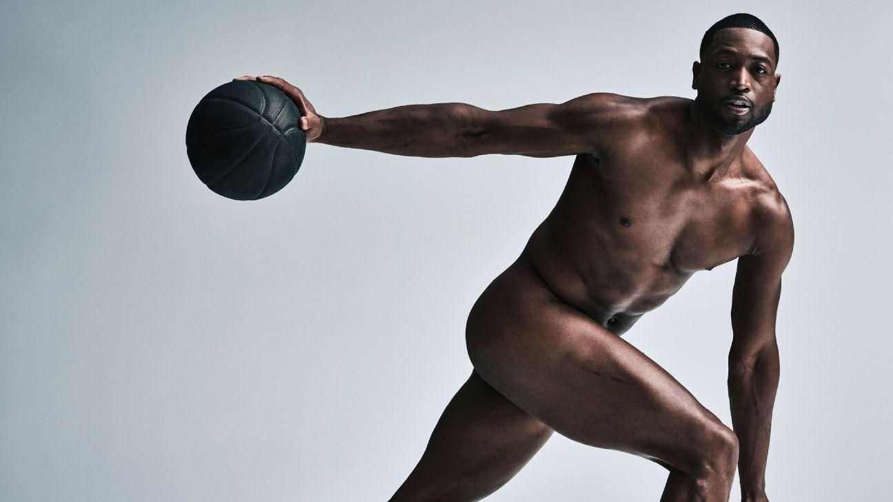 The Body Issue 2016: Dwyane Wade