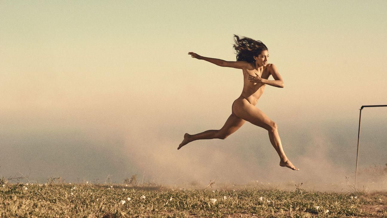 The Body Issue 2016: Christen Press