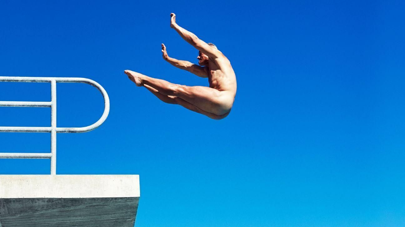 The Body Issue 2016: Greg Louganis
