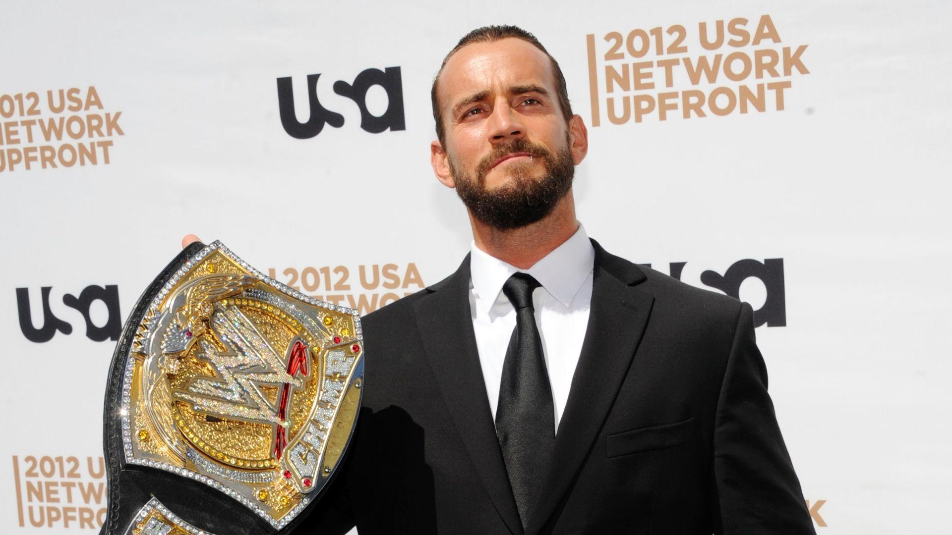 CM Punk to make September UFC debut