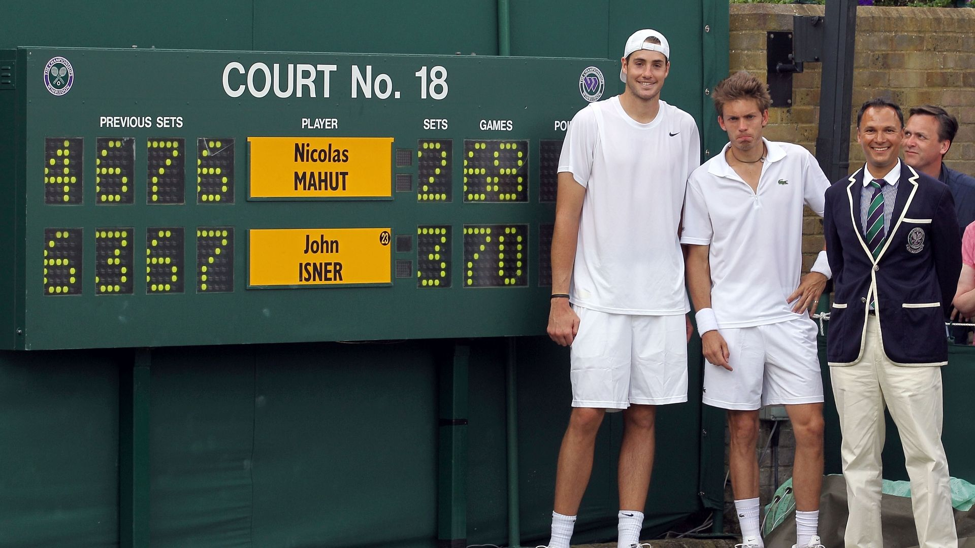 On This Date: The longest match in Wimbledon history