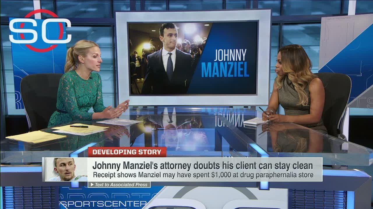 Manziel's father: I hope Johnny goes to jail