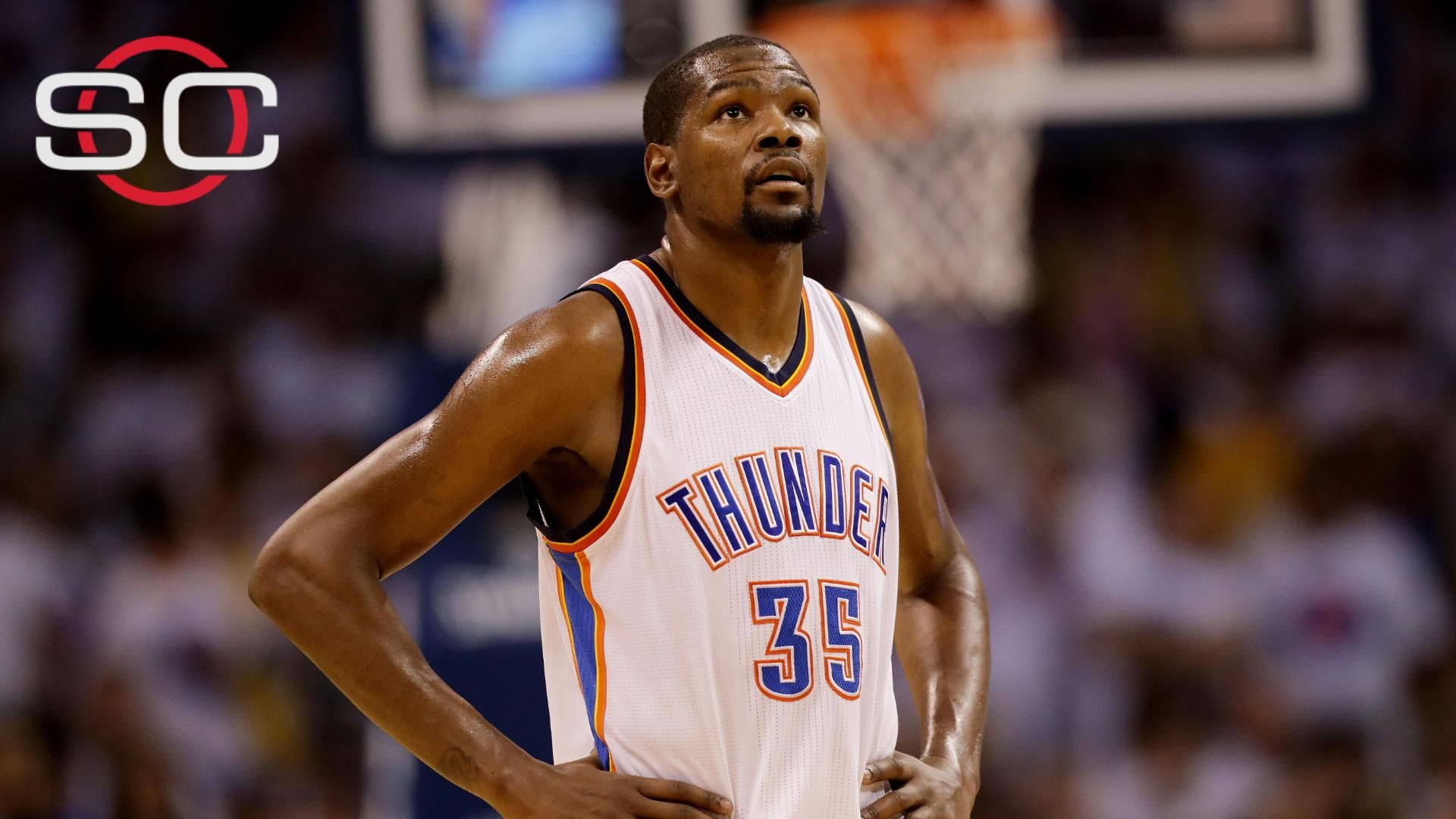 Finished with meetings, Durant set to decide Monday morning