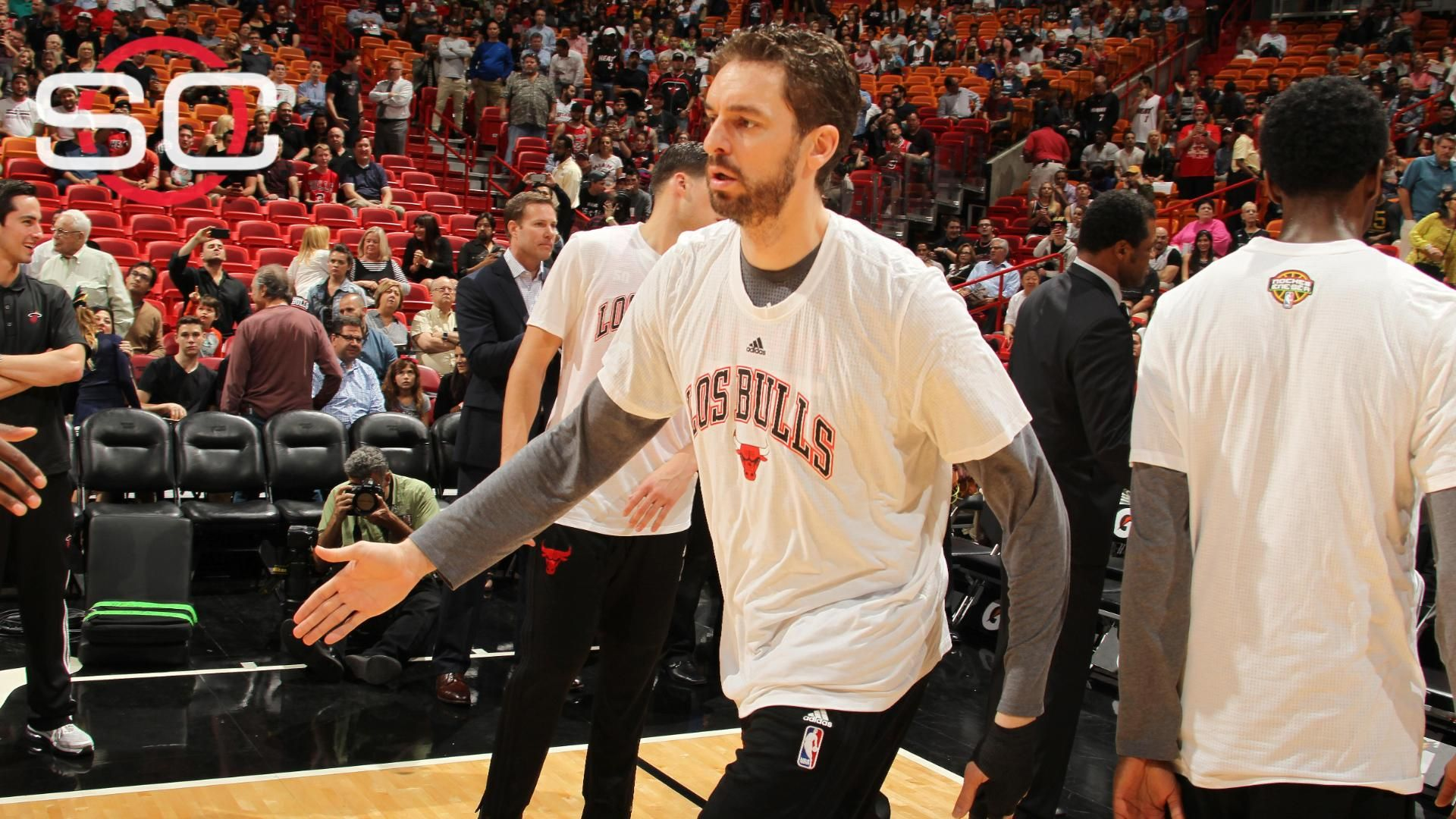 Broussard: Great move for Spurs to add Gasol