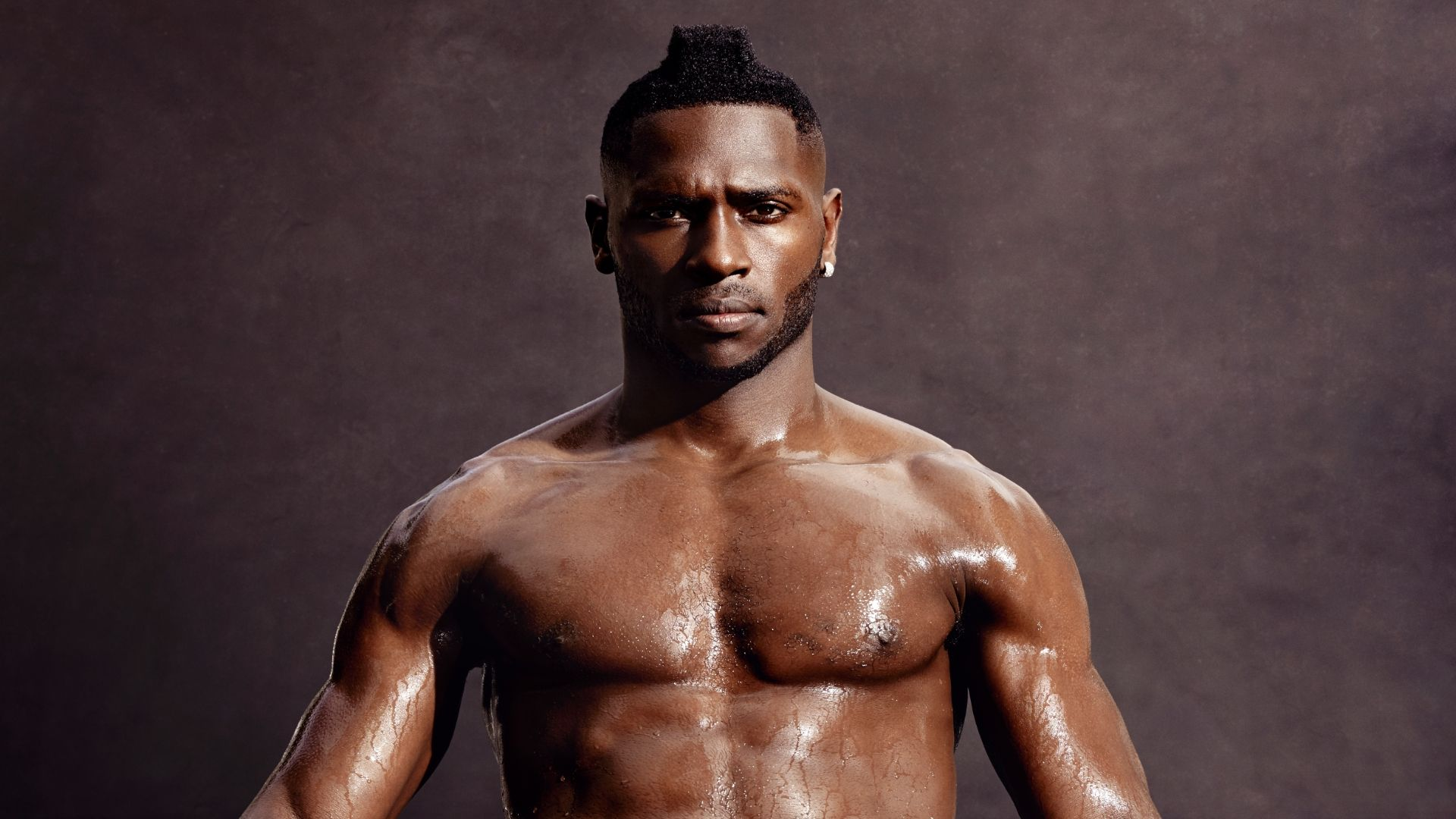 The Body Issue 2016: Antonio Brown