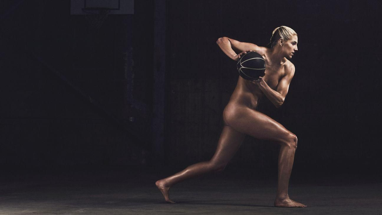The Body Issue 2016: Elena Delle Donne