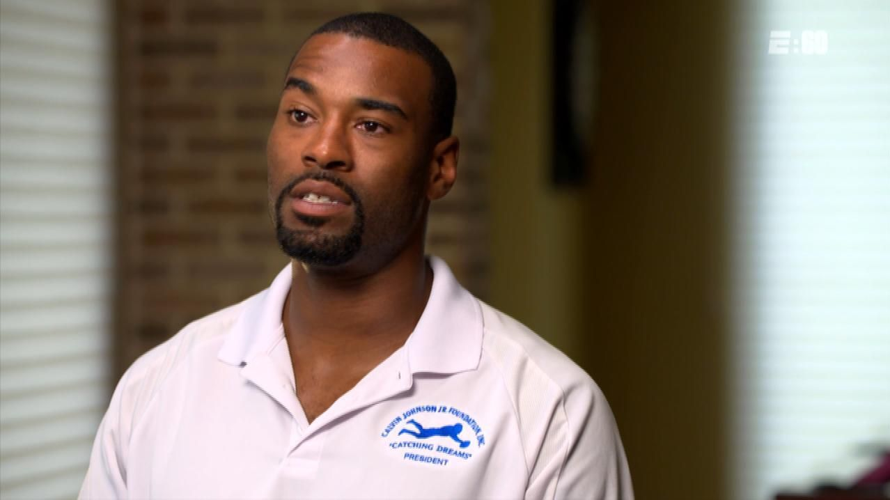 Calvin Johnson: Team trainer works for the team