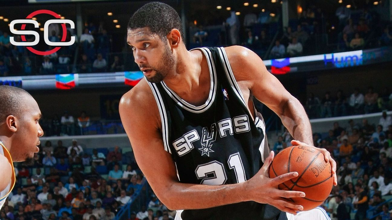 Constructing Tim Duncan's Hall of Fame legacy
