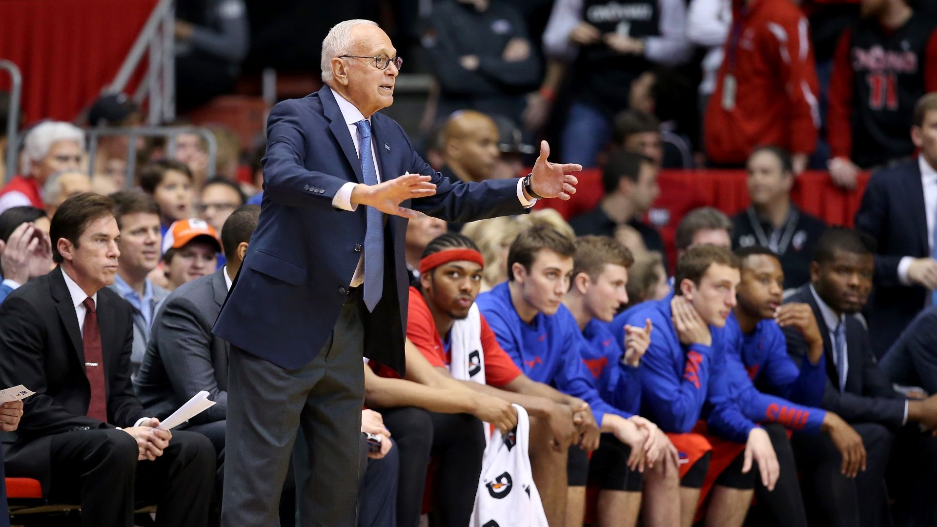 Katz: 'Odd timing' for Larry Brown's resignation