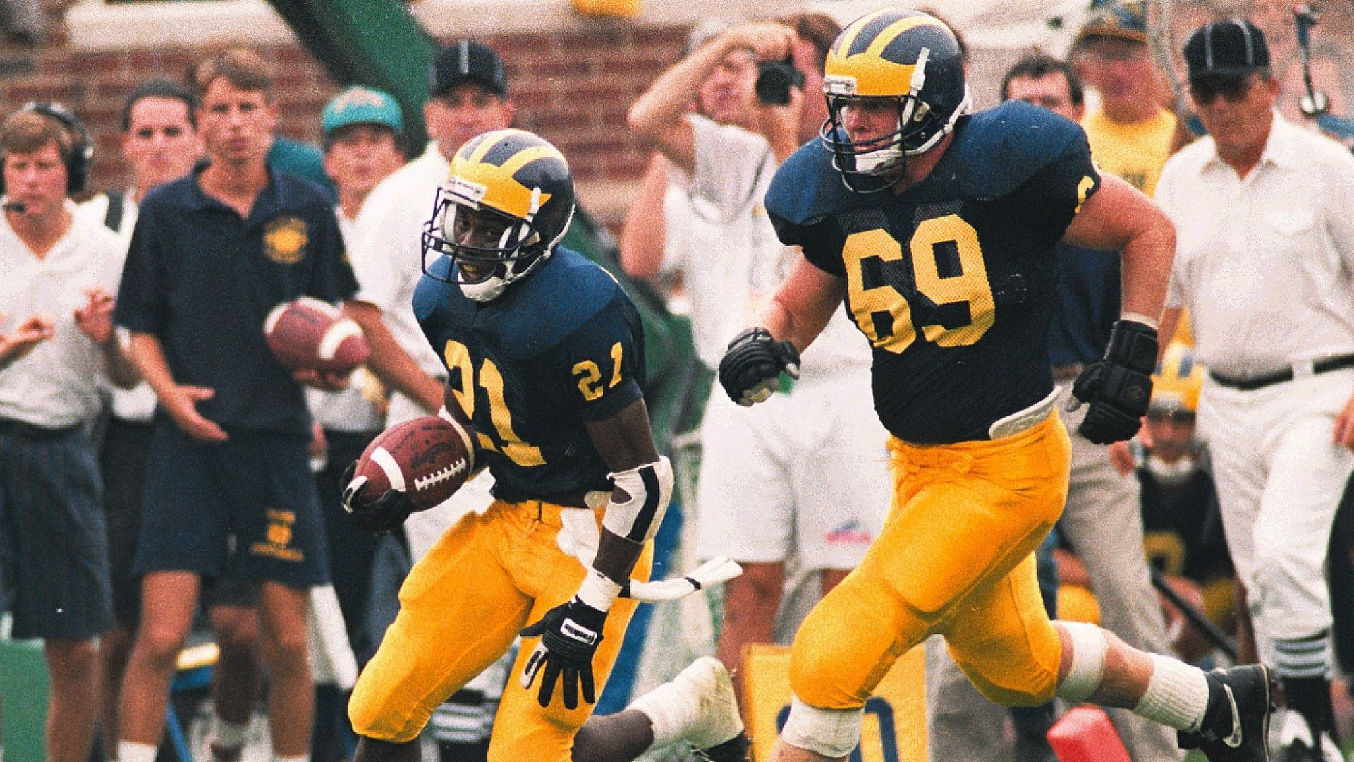 SVP Vault: Michigan snaps four-game losing skid to Irish