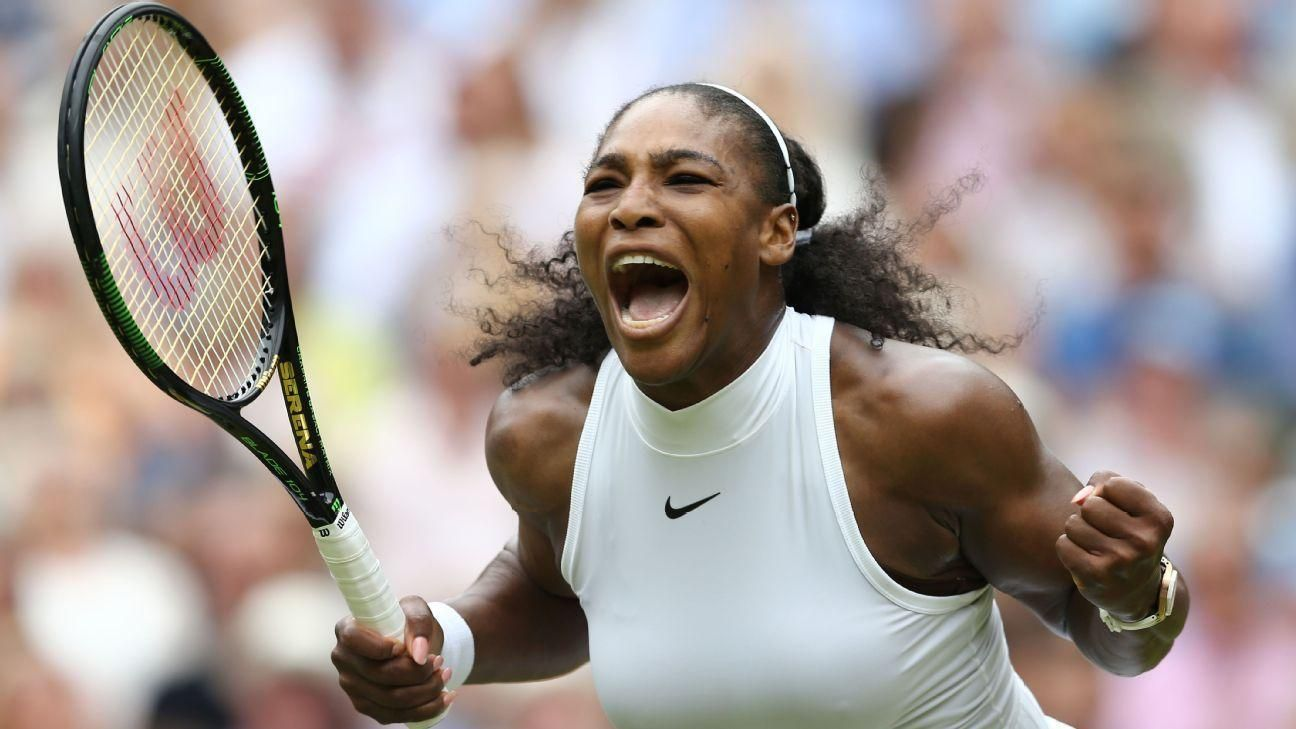 Serena wins Wimbledon, ties Open era record with 22nd major title