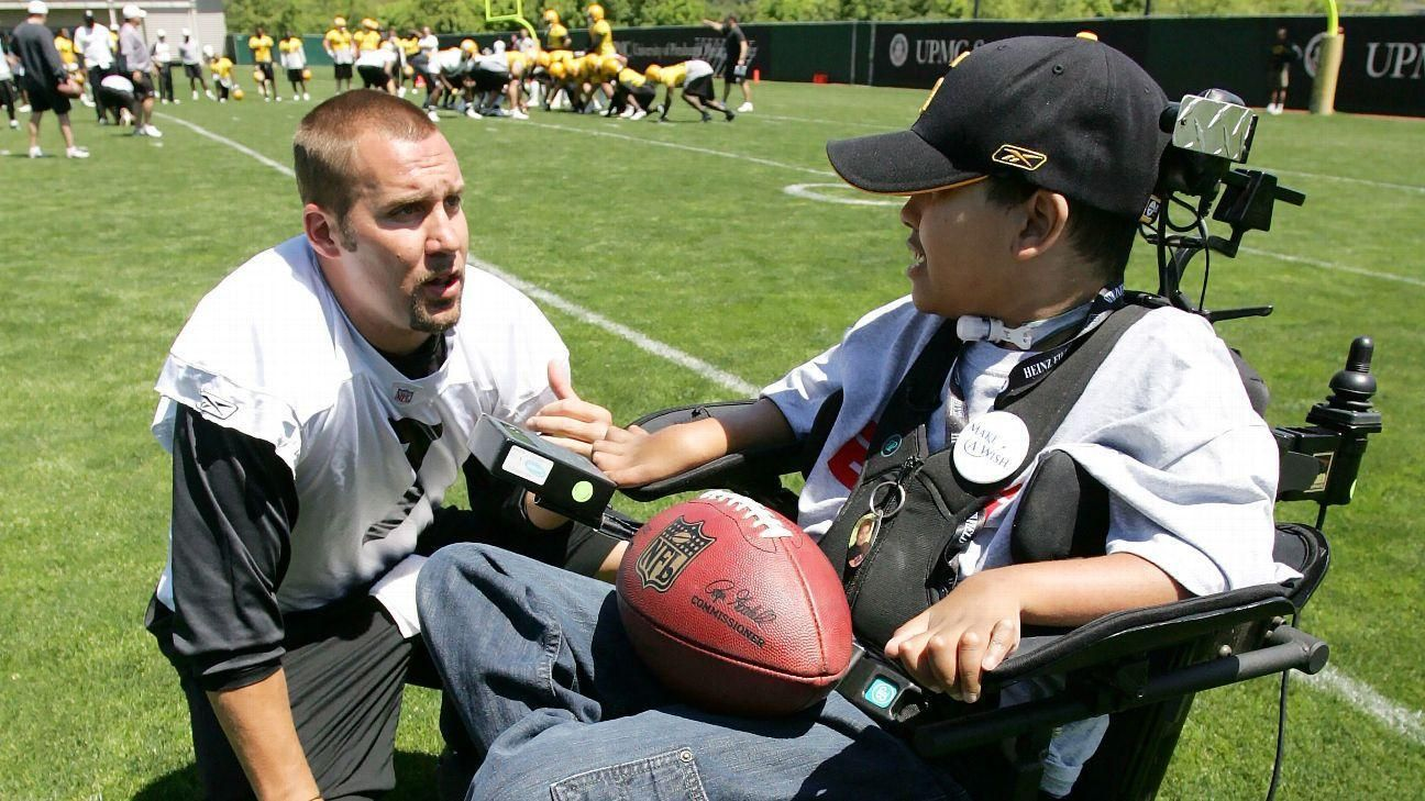 My Wish 2008: Ben Roethlisberger
