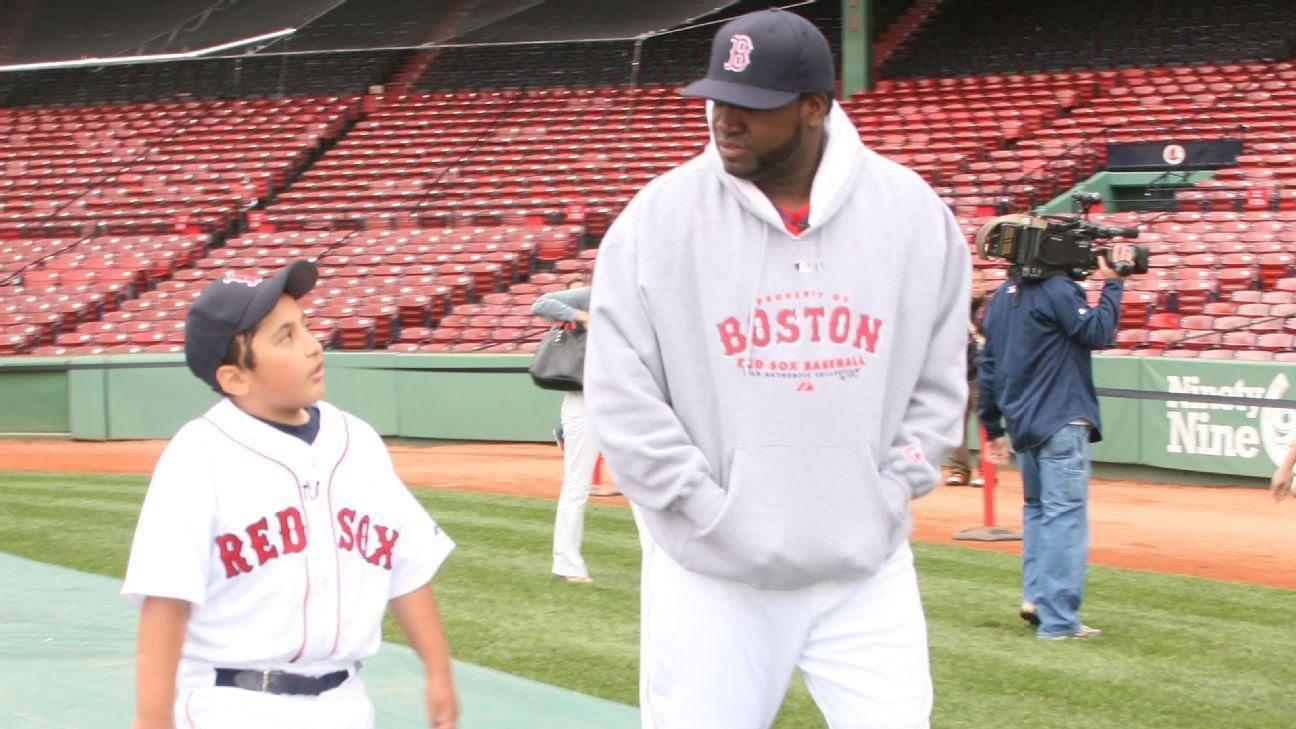 My Wish 2007: David Ortiz