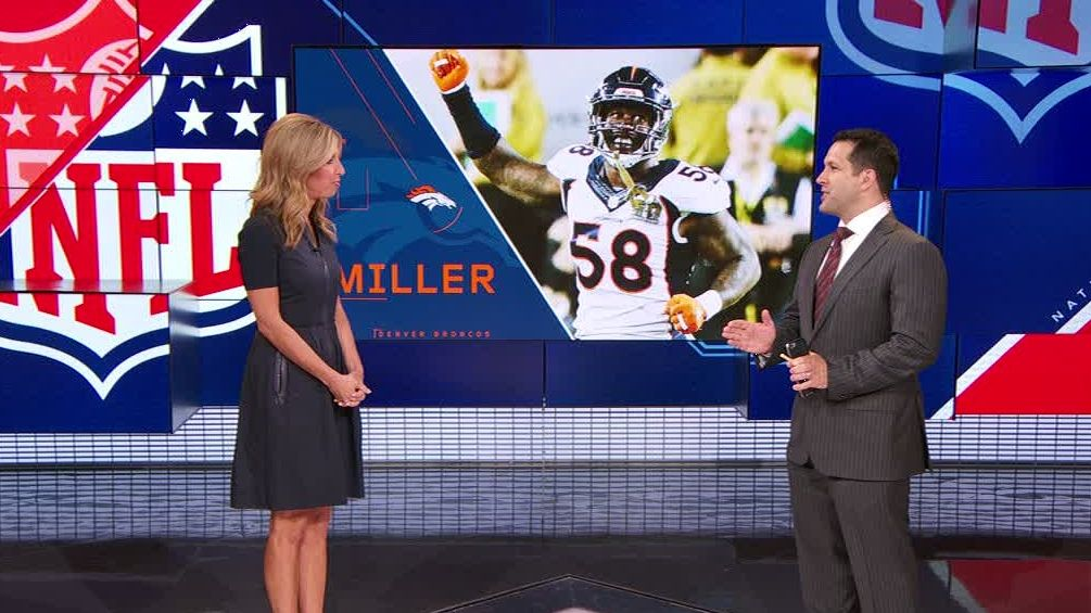 Von Miller's contract numbers 'staggering'