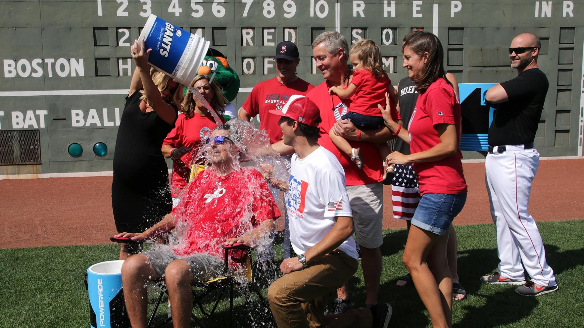 SC Featured: The inspiration behind the Ice Bucket Challenge