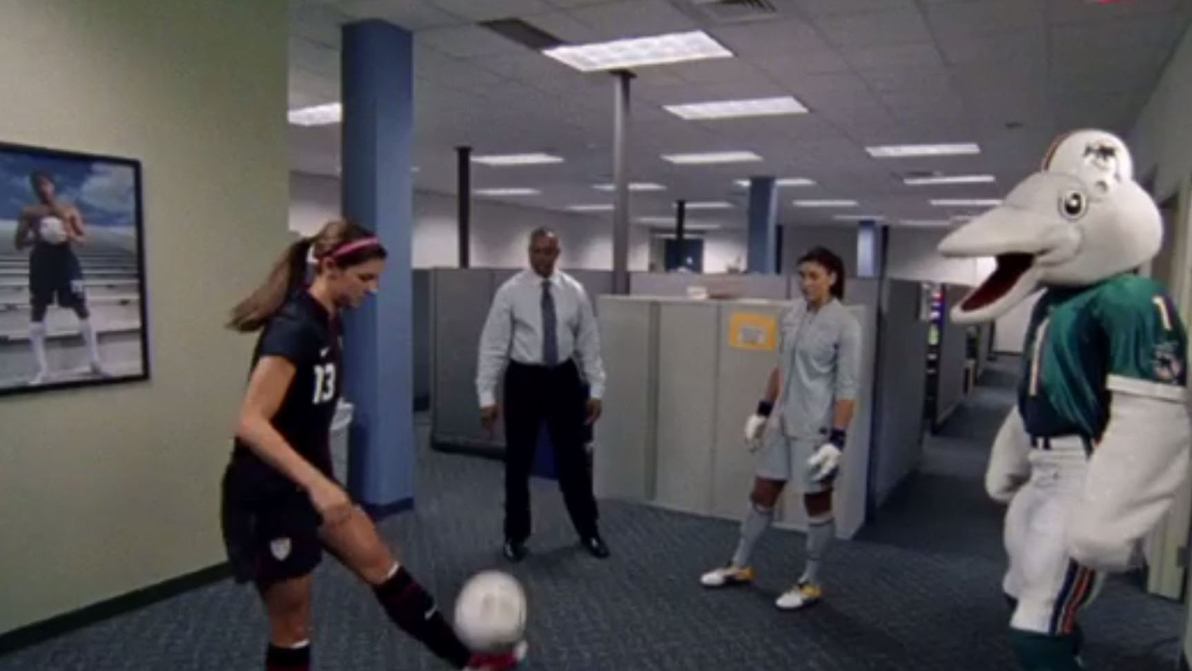 This Is SportsCenter: Alex Morgan & Hope Solo