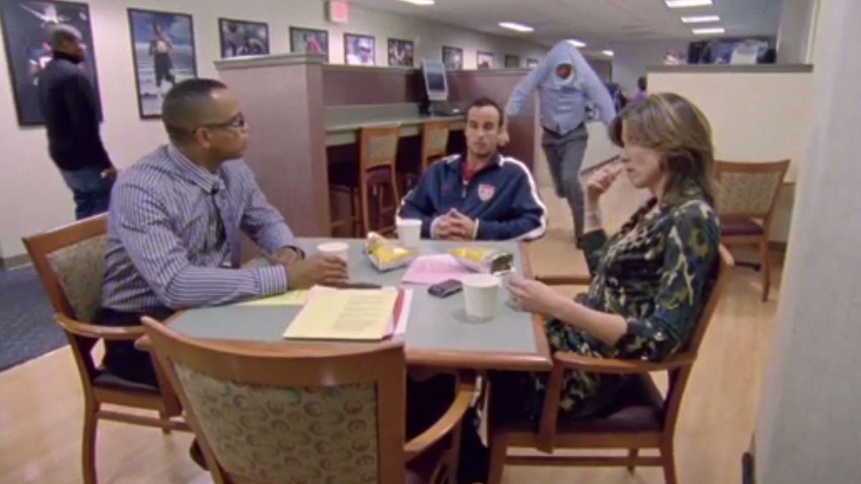 This Is SportsCenter: Landon Donovan - Joke