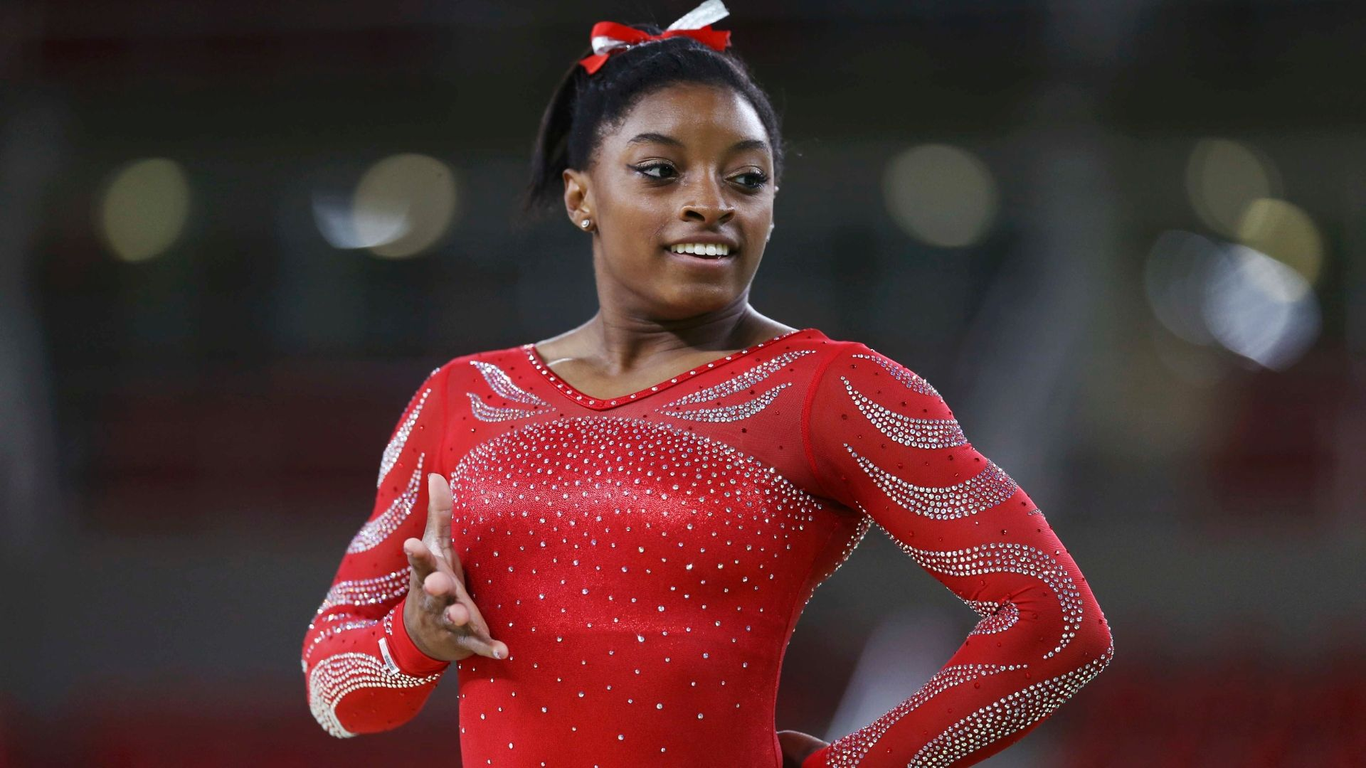 Simone Biles' journey to world's best gymnast