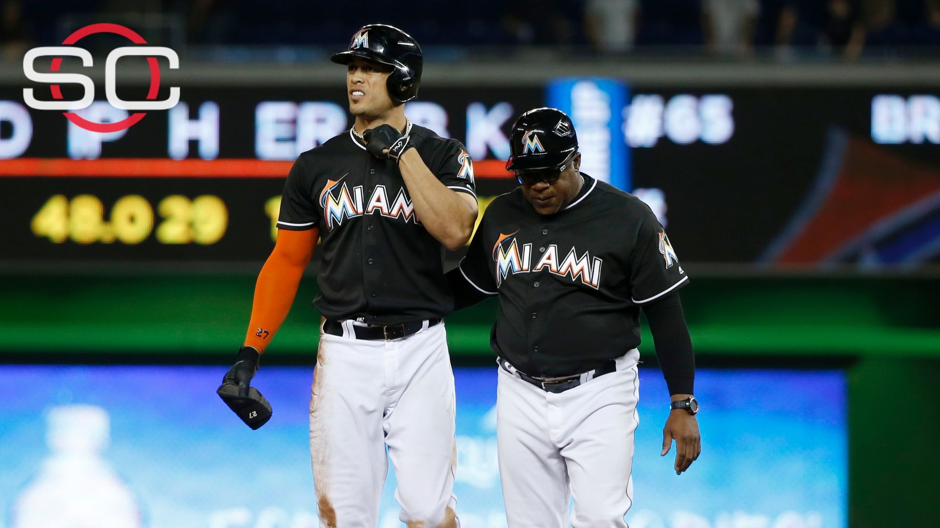 Marlins can't replace Stanton