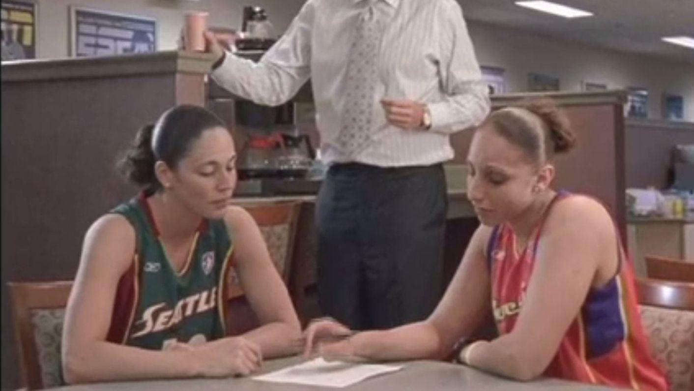 This Is SportsCenter: Sue Bird & Diana Taurasi