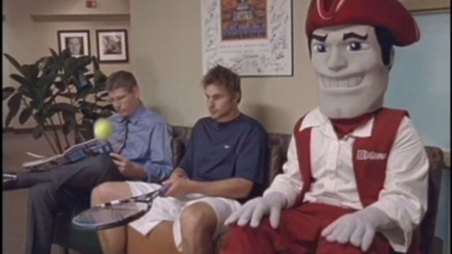 This Is SportsCenter: Andy Roddick - Idle Hands