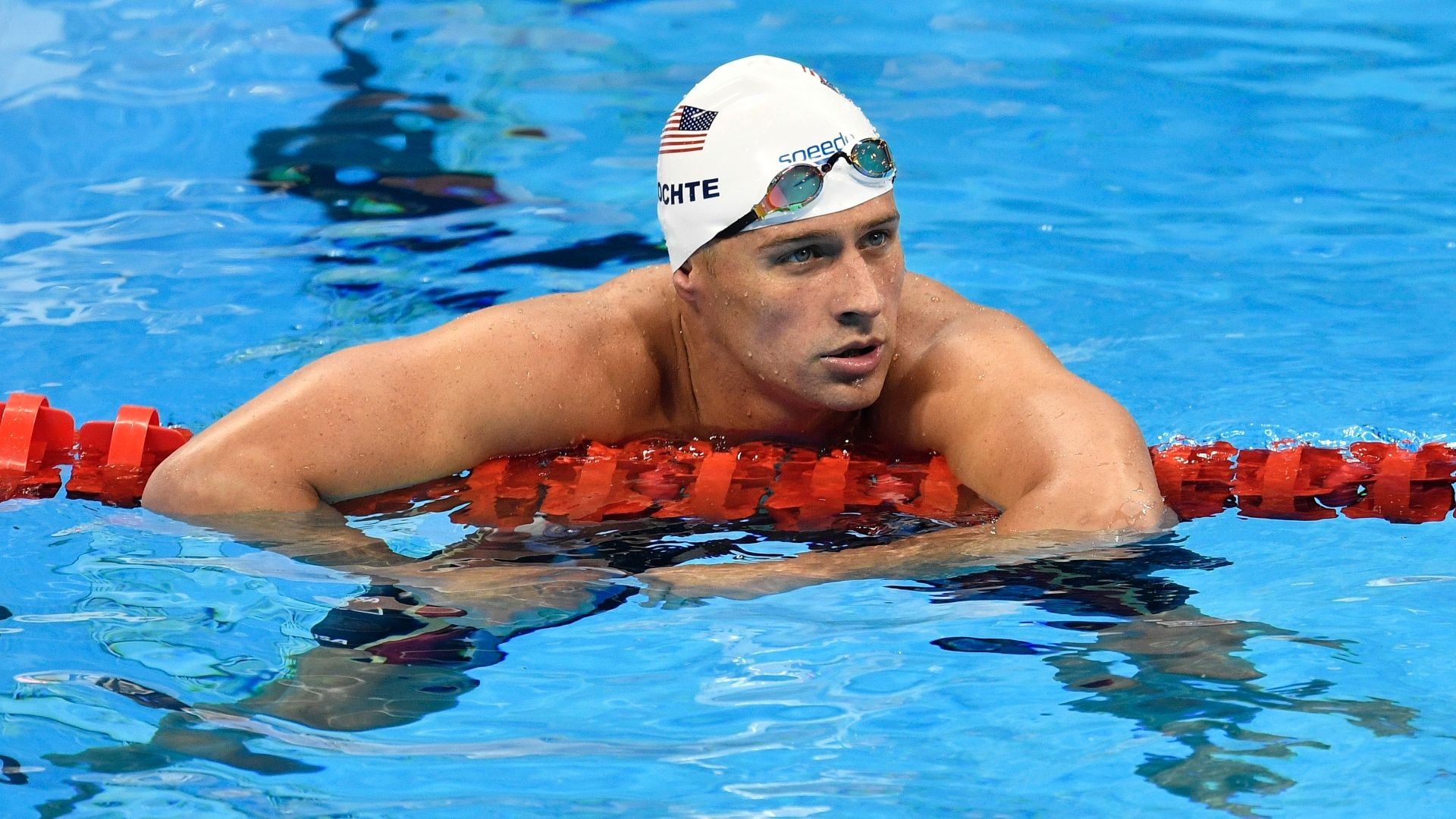 Lochte caught in a web of lies