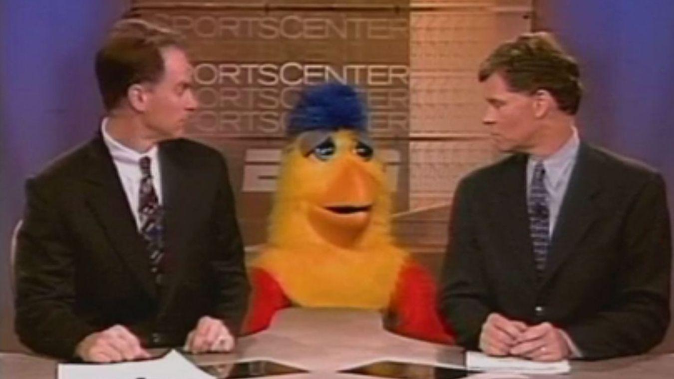This Is SportsCenter: Pete Sampras - San Diego Chicken