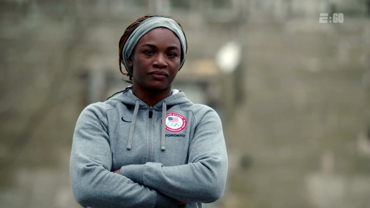 Olympic champion Claressa Shields inspiring hometown of Flint
