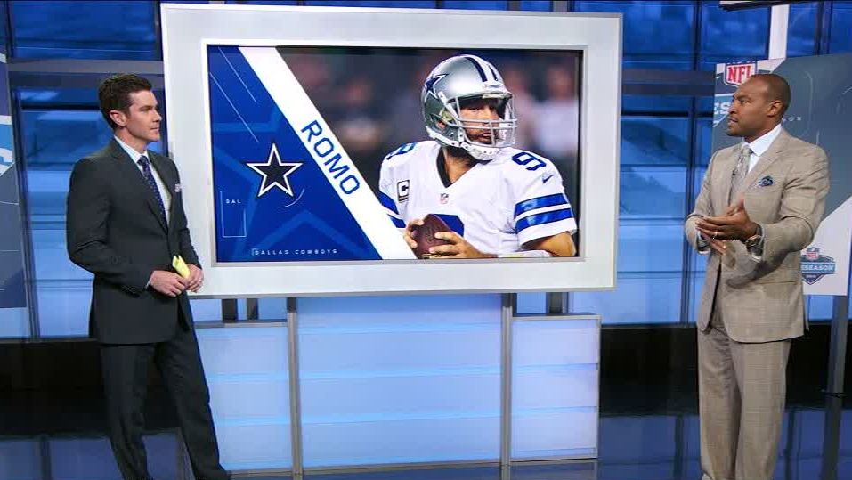 Cowboys make smart choice to sit Romo after back injury