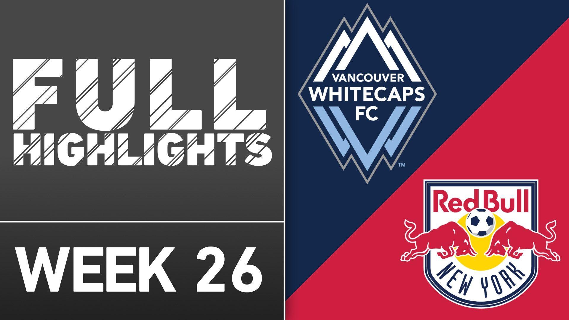 Video via MLS: Vancouver 0-1 NYRB