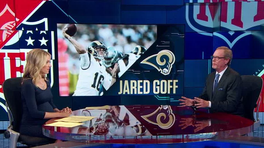 Rams didn't see reason to have Goff active for Week 1
