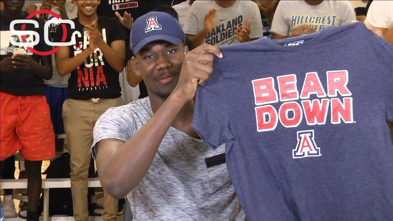 Top basketball prospect Ayton picks Arizona