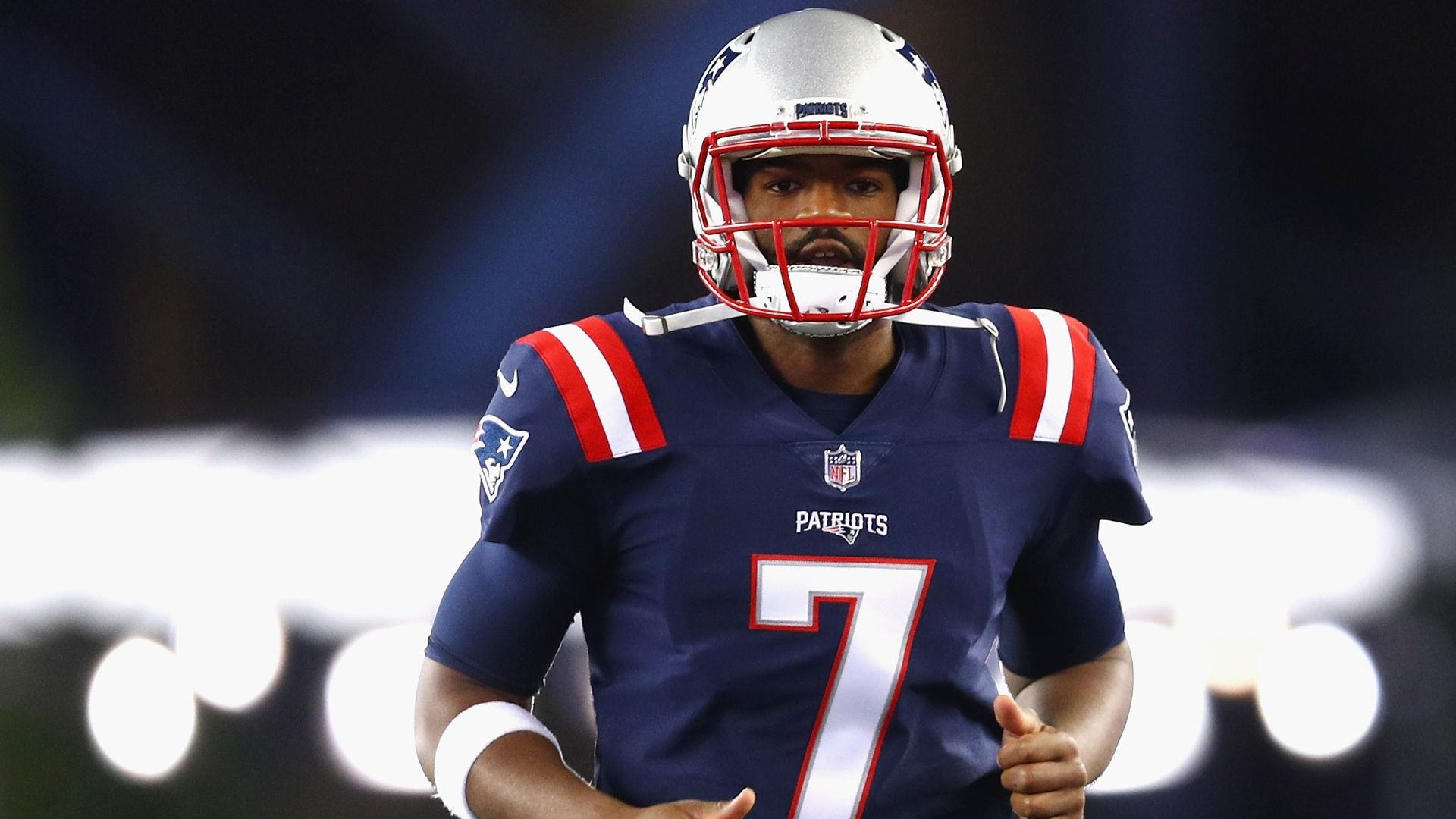 Patriots unsure of severity of Brissett injury