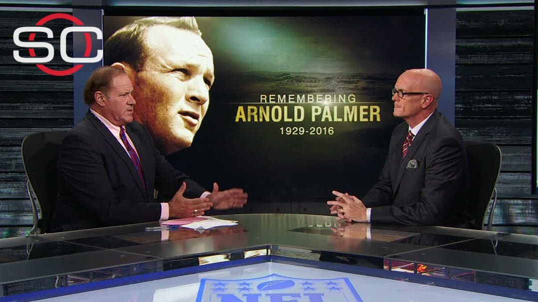 SVP and Berman remember Arnold Palmer